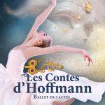 Les Contes d\Hoffmann -  Ballet -3 Act. Saint-Brieuc