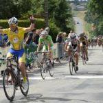 Course cycliste Trophée Jo Velly Châteauneuf-du-Faou