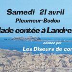 Balade contée à Landrellec Pleumeur-Bodou