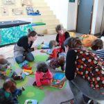 Les séances bébés lecteurs Plouguerneau