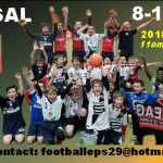 Stage de futsal 8-12 ans Plouescat
