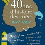 40 ans d'histoire des criées Erquy