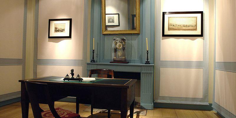 Visite commentée du musée permanent