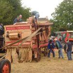 Fête des battages et de la mécanique ancienne Plouguernével