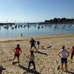 Beach fitness : Jog Fit Saint-Quay-Portrieux