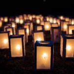 Descente lumineuse du Père Noel Saint-Briac-sur-Mer