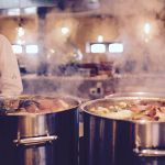 Repas à emporter - Paella et dessert Plobannalec-Lesconil