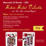 Soirée Saint Valentin au Casino de Fréhel Fréhel