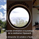 Initiation à la méditation Taulé