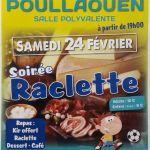 Soirée raclette Poullaouen
