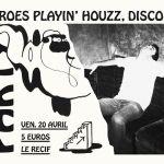 Echap - Cody\s Party IV Riec-sur-Bélon