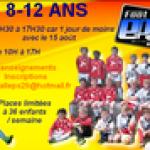Stage estival de football 8-12 ans Plouescat