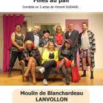 Théâtre \Filles au pair\ - Lanvollon Lanvollon
