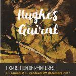 Exposition de peintures de Hughes Guiral Pleyber-Christ