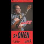 Concert de Denis Brieuc Saint-Onen-la-Chapelle