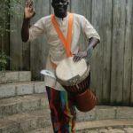 Concert d\Oumar Fandy Diop Landivisiau