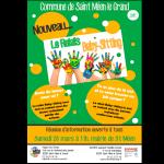 Réunion d\information - Le relais baby-sitting Saint-Méen-le-Grand