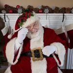 Photos avec le Père Noël Dinard