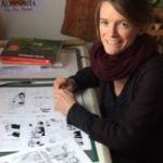 Atelier BD avec Laëtitia Rouxel Vitré