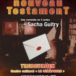 Le Nouveau Testament - Théâtre Trébeurden