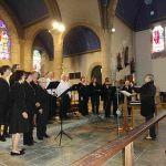 Concert de chorale Trébabu