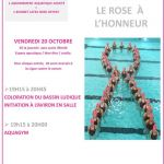 Octobre Rose à l\Espace Aquatique du Pays de Morlaix Plourin-lès-Morlaix