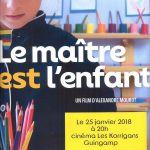 Film : Le maître est l\enfant Guingamp