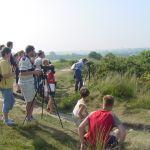 Initiation à la découverte des oiseaux de la Baie de Goulven Tréflez