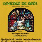 Concert de chants de Noël Minihy-Tréguier