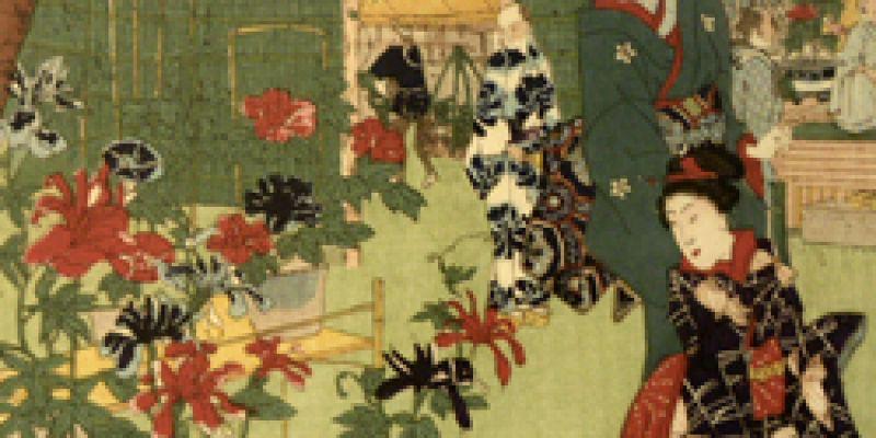 Conférence de larche aux plantes : L'horticulture japonaise à l'époque Edo (XVII-XIXe siècles)