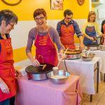 Cours de cuisine : atelier crêpes avec Véro Bénodet