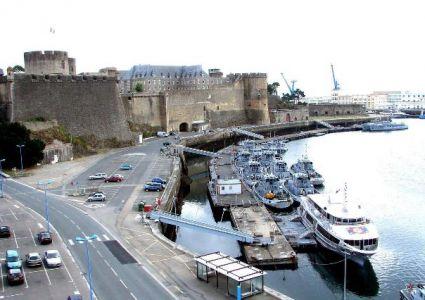 Visitez base navale de brest brest finist re nord 29 sortir en bretagne - H et h brest ...
