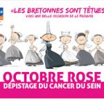 Animations Octobre Rose Quimperlé