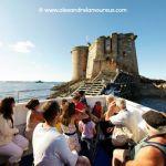 Château du Taureau : visite découverte Carantec