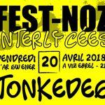 Fest Noz interlycéens Tonquédec