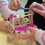 Les ateliers artistiques de Kerguéhennec pour les familles BIGNAN
