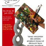 Exposition de peintures & sculptures ARRADON