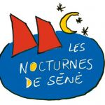 Nocturne beach sports & éclipse de lune SENE