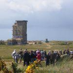 Visite guidée du Mur de l\Atlantique du Bégo à Plouharnel PLOUHARNEL