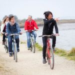 Les Marais de la Presqu\île de Rhuys à Vélo avec Gwen SARZEAU