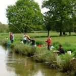 Initiation  pêche aux leurres souples ROCHEFORT EN TERRE