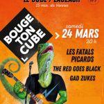 Festival Bouge ton Cube LAUZACH