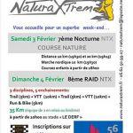 7ème Nocturne et 8ème Raid NaturaXtrem SENE