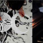 Performance / Improvisation picturale et musicale QUESTEMBERT