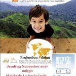 Projection et débat Festival Alimenterre à La Vraie-Croix LA VRAIE CROIX