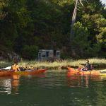 Sortie Kayak  environnement et patrimoine, moulin à marée PLOUGOUMELEN