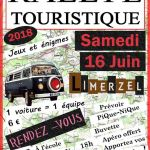 Rallye touristique LIMERZEL