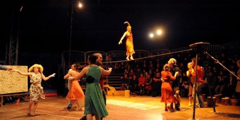 Galapiat cirque, de retour à Lorient
