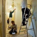 Apprendre à appliquer de la peinture murs, plafonds, boiseries Lorient