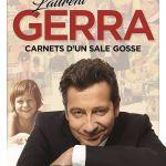 Dédicace de Laurent Gerra pour ses Carnets d\un sale gosse Nantes